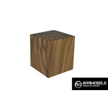 PEANA TACO MADERA - OLIVO 4,5x4,5x5