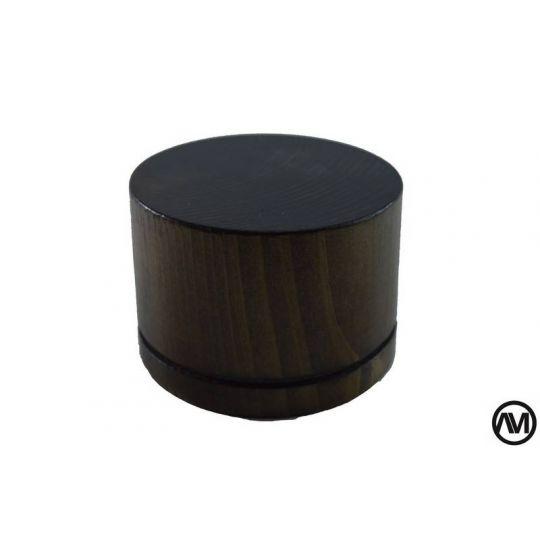 TRONCO MADERA NOGAL 8,5x6 (DiametroxAlto)