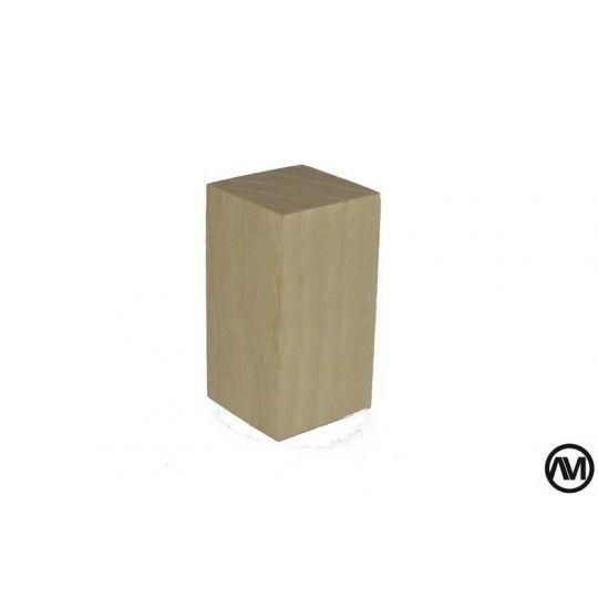 PEANA TACO MADERA FRESNO 2,5x2,5x5