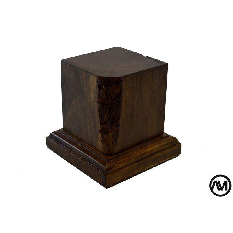 PEANA MADERA - OLIVO TINTE 5x5x6