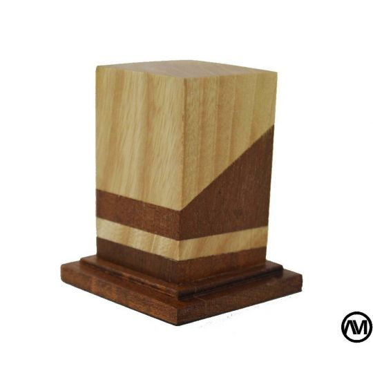 WOOD FRESNO and SAPELLY 4X4X7 T1