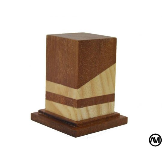 WOOD FRESNO and SAPELLY 4X4X7 T3