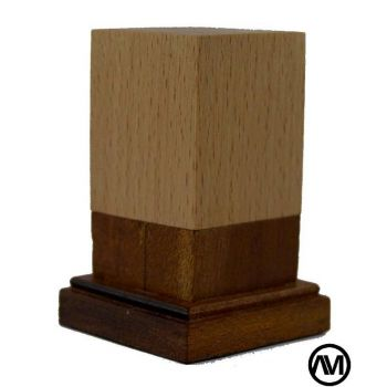 MADERA SAPELLY Y HAYA 3X3X6