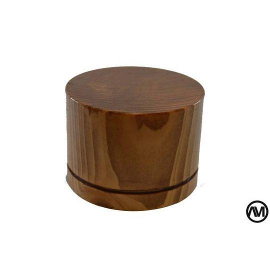 TRONCO WOOD CEREZO 8,5x6 (DiametroxAlto)