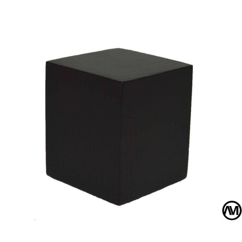 PEANA TACO DM LACADO - NEGRO 4,5x4,5x5