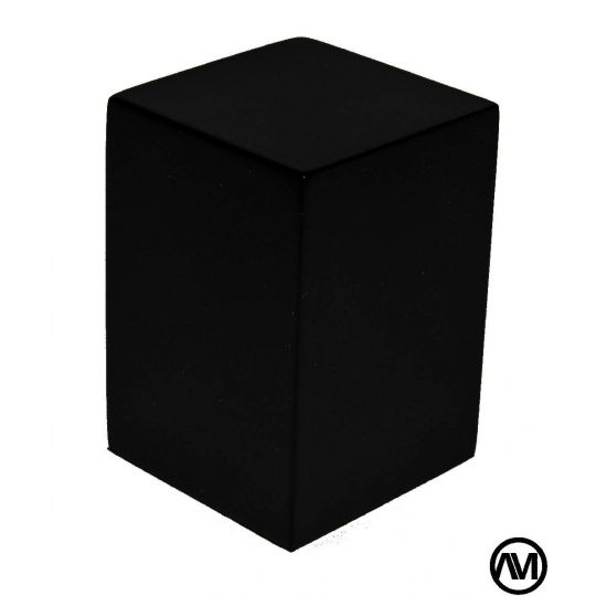 PEANA TACO DM LACADO - NEGRO 3,5x3,5x5