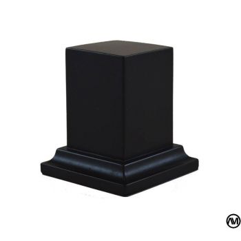 DM PAINTED - BLACK 3x3x5
