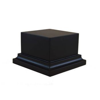 DM LACQUERED - BLACK 6,5x6,5x5