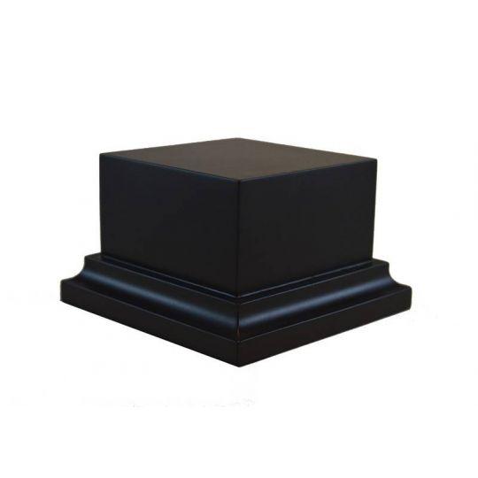 DM LACQUERED - BLACK 6,5x6,5x5