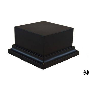 DM LACQUERED - BLACK 7,5x7,5x5