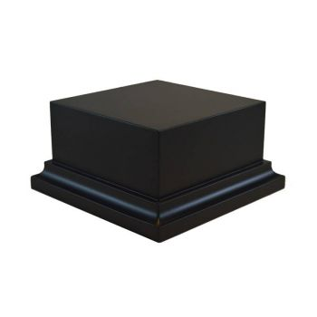 DM LACQUERED - BLACK 8,5x8,5x5