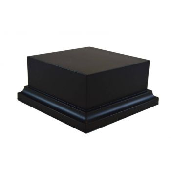 DM LACQUERED - BLACK 10x10x5