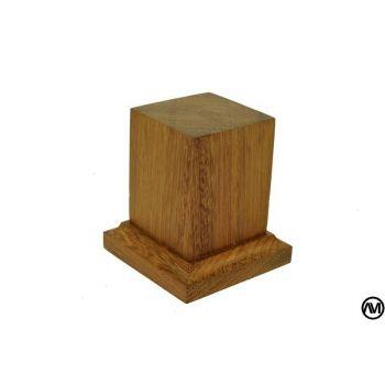 WOOD OF IROKO 4x4x6