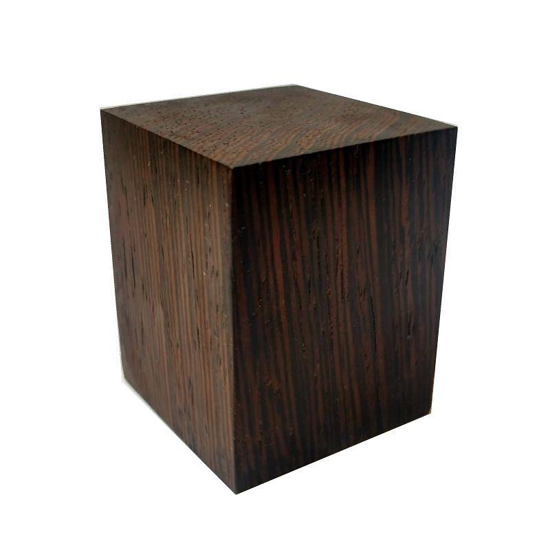 MADERA WENGE 4x4x5