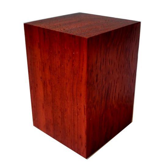 MADERA PALO ROJO 4x4x5