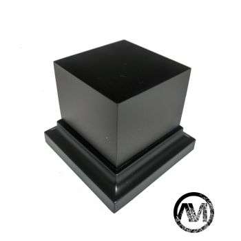DM LACQUERED - BLACK 4,5x4,5x5