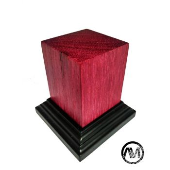 Madera Amaranto 4x4x6,5