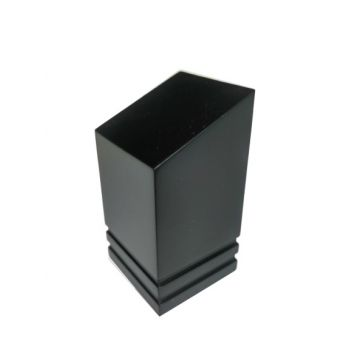 Black Lacquered DM 3,5x3,5x6,5