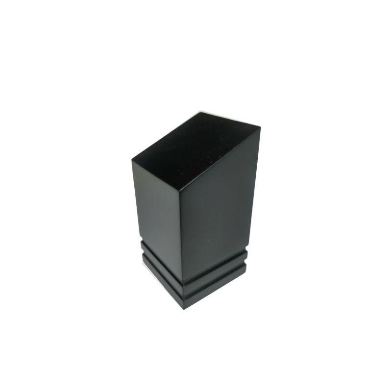 DM Lacado Negro 3,5x3,5x6