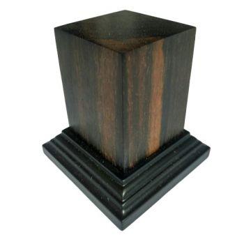 Madera Ebano 4x4x6,5