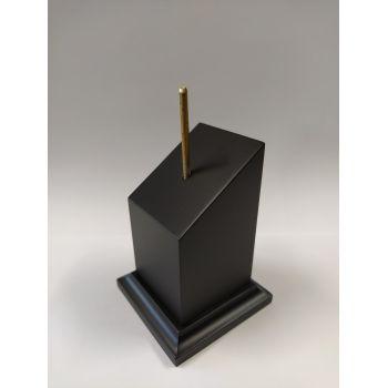 DM Lacado Negro 4x4x8